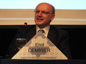 Demirer Holding Yönetim Kurulu Başkanı Erol Bey tecrübelerini EneryPanel'de bizlerle paylaşırken
