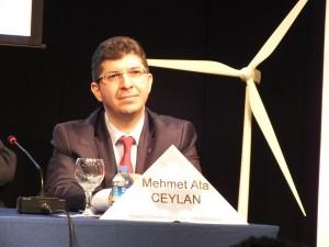 Mehmet Ata Ceylan Ortadoğu Group Enerji Grup Başkanı ve İstanbul Sanayi Odası yönetim Kurulu Üyesi