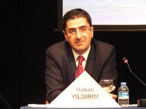 Hakan Yıldırım Siemens Türkiye Rüzgar Enerjisi Grup Müdürü